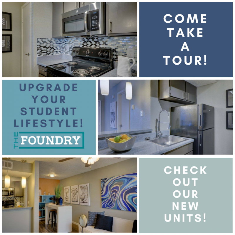 The Foundry 1,2-Bed-1,2-Bath-Apartment For Rent In Tyler