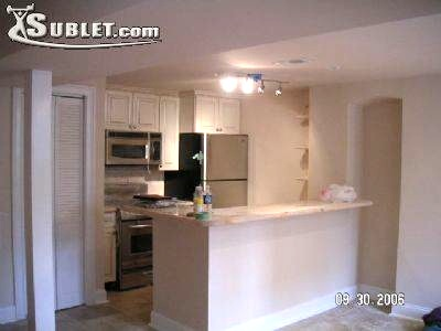 georgetown beautiful basement apartment kitchen eat in counter